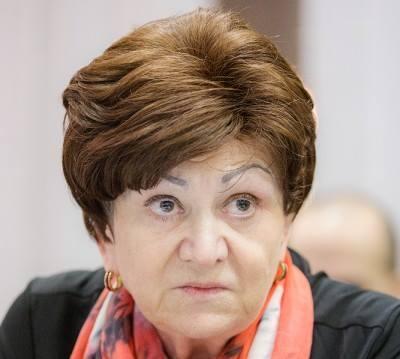 Скончалась Екатерина Гениева