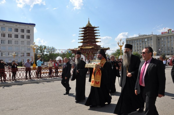 Архиепископ Элистинский Юстиниан