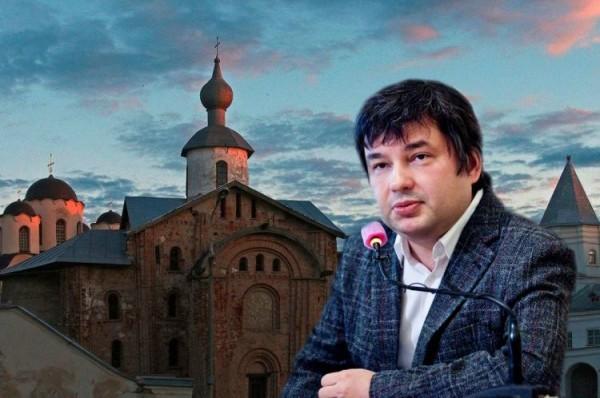 Средневековый Новгород – европейская Русь? Лекция Павла Лукина