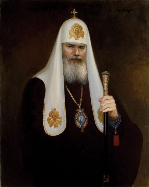 Портрет Патриарха