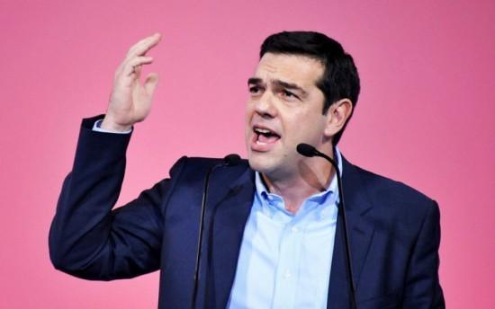 Премьер-министр Греции Алексис Ципрас: В Греции сегодня праздник