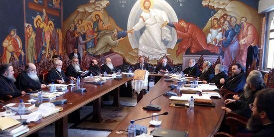 Священный Синод Кипрской Православной Церкви выступил против принятия закона о свободном сожительстве