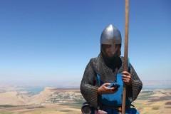 Как самарские «крестоносцы» Святую Землю покоряли