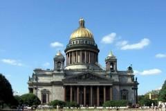 Санкт-Петербургская епархия просит передать Церкви Исаакиевский собор
