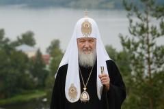 Патриарх Кирилл поздравил короля Нидерландов с 50-летием