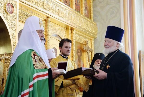 Патриарх Кирилл: Церковь никогда не была свободна так, как сейчас