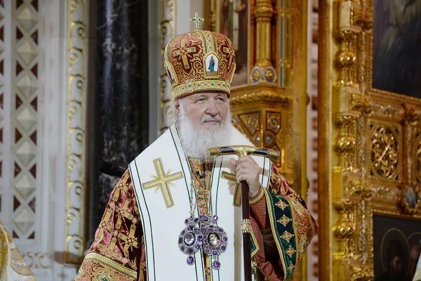 Патриарх Кирилл: Правда Божия и жизнь по Христову закону выше человеческой славы