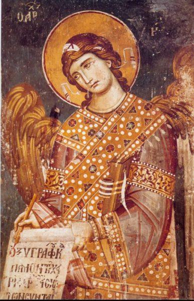 Ангелы - как изображают