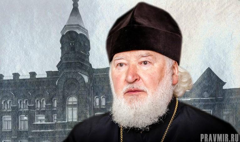 Протоиерей Владимир Воробьев: Епархиальный дом воскрес из мертвых – и это чудо