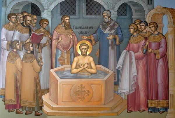 Церковь чтит память святого равноапостольного князя Владимира