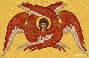 Ангелы. Ангел - Херувим