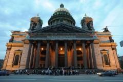 Интересы жителей Санкт-Петербурга учтут при решении о передаче Церкви Исаакиевского собора