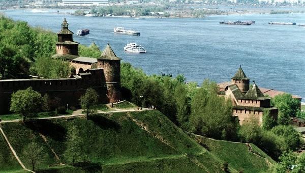 В Нижнем Новгороде открыли храм, по преданию основанный Сергием Радонежским