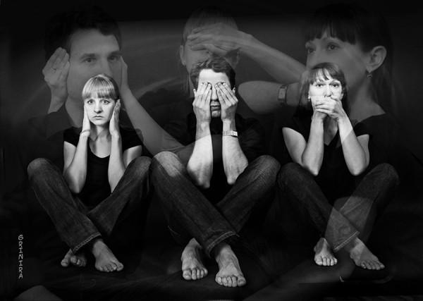 Эффект свидетеля: когда люди проходят мимо человека в беде