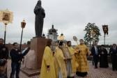 В Рязанской области появился памятник святителю Феофану Затворнику