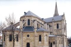 Божественная литургия будет совершена во французской базилике, где хранится хитон Спасителя