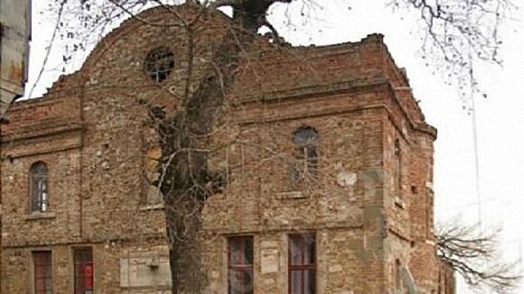 Храм XIII века выставили на продажу в Турции