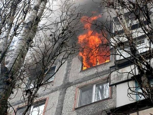 Житель Саратовской области спас ребенка на пожаре