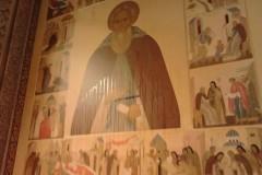 На Ставрополье замироточила икона святого Сергия Радонежского