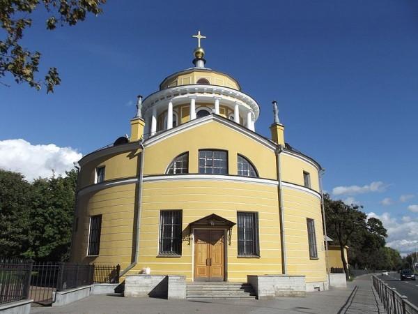 Благовещенский храм на приморском проспекте
