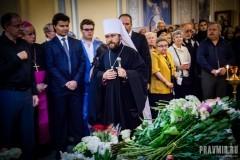 Прощание с Екатериной Гениевой — не навсегда (ФОТО)