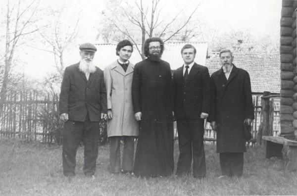 В начале церковного пути