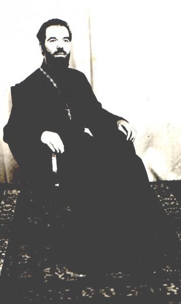 Протоиерей Николай Винокуров. 1978