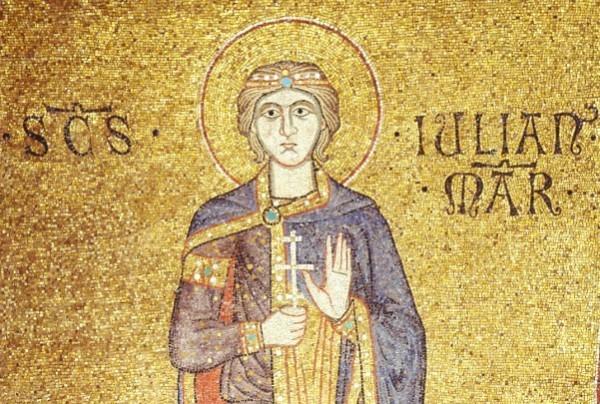 Церковь совершает память мученика Иулиана Тарсийского