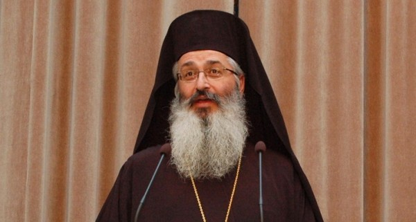 Митрополит Александропольский Анфим: 97% всего имущества Элладской Церкви принадлежит государству