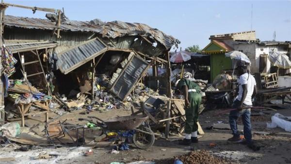 Теракт, который унес жизни десяти жителей Нигерии, совершила девочка-смертница