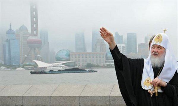 Китай наращивает связи с Россией — на очереди сфера религии