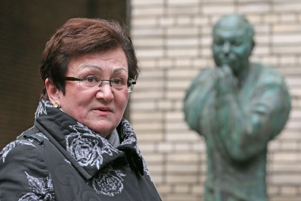 Екатерина Гениева. In memoriam