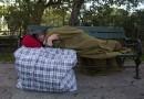 Жители центра Москвы хотят поставить во дворах ограды от бездомных