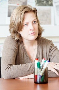 Дарья Менделеева