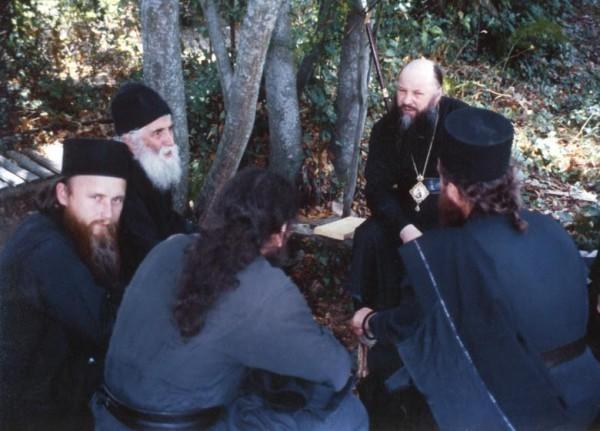 Встреча со святыми