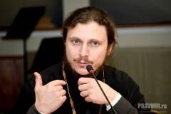Иеромонах Дмитрий (Першин): Православие без мордобития невозможно без высшей школы