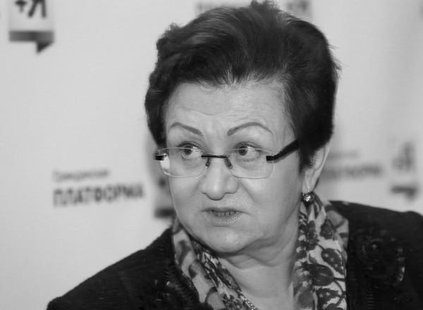 Ирина Ясина:  Нужен корпус подвижников, чтобы сделать хотя бы половину того, что делала Екатерина Гениева