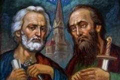 Праздник апостолов Петра и Павла: разные пути – общая радость
