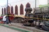 Врезавшийся в толпу паломников в Мексике грузовик убил 16 человек