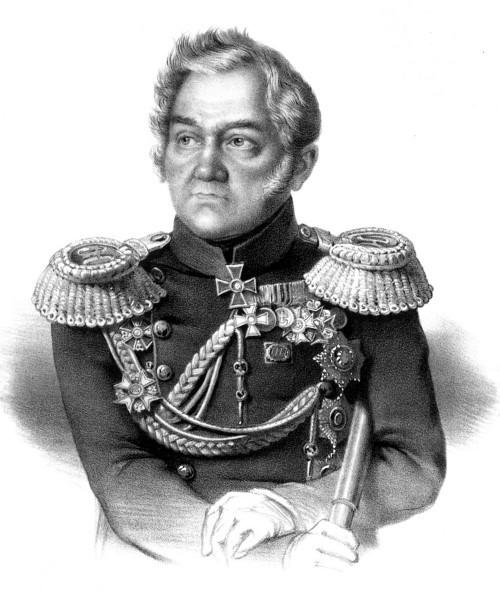 Адмирал М. П. Лазарев