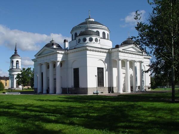 вознесенский софийский собор в Царском Селе