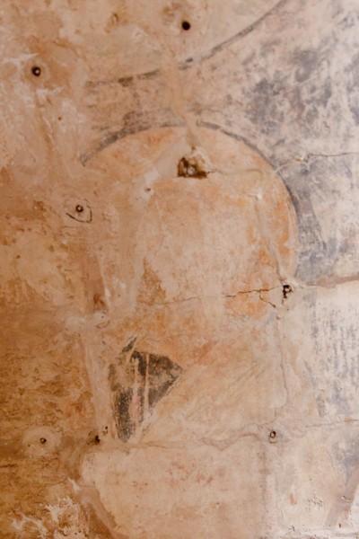 или нимб и очертания фигуры ветхозаветных святых