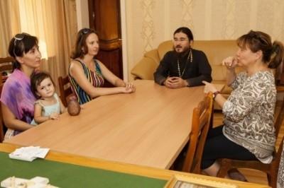 Огласительные беседы для глухих людей стали проводиться в Ташкенте