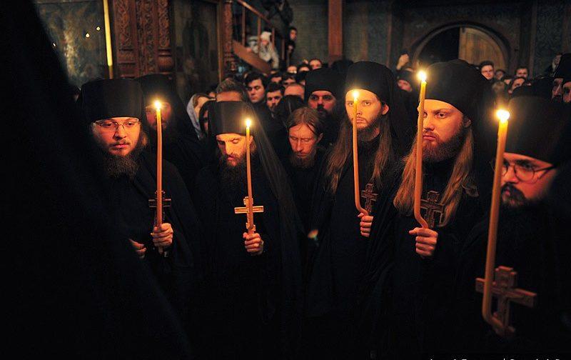 Монастырь, монашество