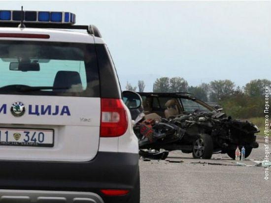 Семья настоятеля собора святого Саввы в Белграде погибла в ДТП