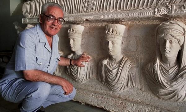 Боевики ИГИЛ убили хранителя древностей Пальмиры
