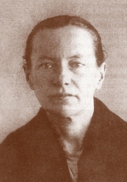 Нина Рогачева. Арестована 18 февраля 1931 года. 15 мая того же года приговорена к 3 годам лишения свободы. Дальнейшая судьба неизвестна