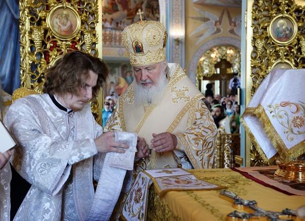 Патриарх Кирилл: Тем, кто отказывается от пророческой миссии, кажется, что так спокойнее, но есть и другой выбор
