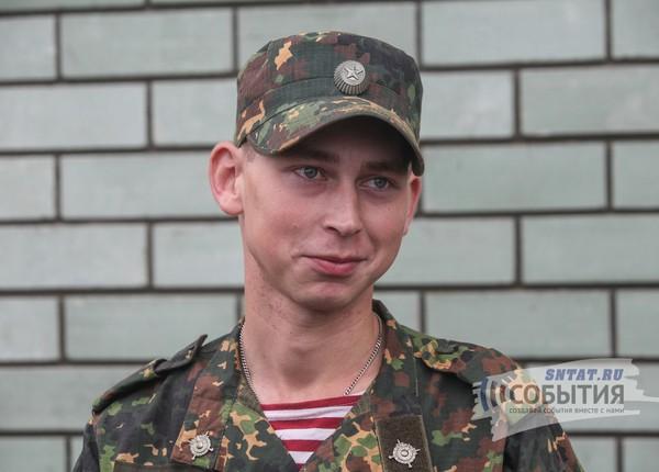 Казанский военнослужащий рассказал, как спас трехлетнюю девочку, выпавшую из окна