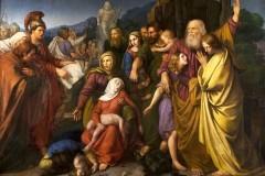 Мученики Маккавеи – поведавшие о Боге смертью